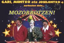 Gari, Montxo eta Joselontxo - Mozorrotzen