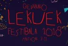 Gernikako LEKUEK festibala 2018