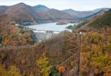 Visita a la presa de Añarbe