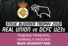 II STEVE BLOOMER Trophy - TRIBUNA PPAL / MAIN GRANDSTAND