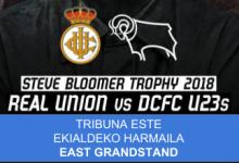 II STEVE BLOOMER Trophy -  TRIBUNA ESTE / EKIALDE HARMAILA / EAST GRANDSTAND