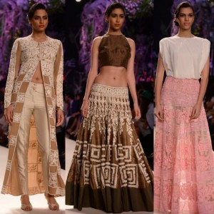 Summer Wedding Lakme Fashion Week Fashion Designer Manish Malhotra