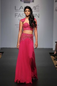 Summer Wedding Inspiration Lakme Fashion Week 2014 Koesch Vik
