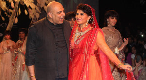 Bridal Collections Tarun Tahiliani Jacqueline Fernandez Lakme Fashion Week