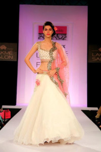 Bridal Collection Lakme Fashion Week 2014