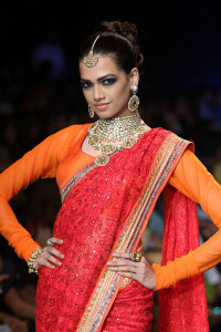 Traditional Indian Jewellery - Indian Jewellery by Golecha Jewels at IIJW 14