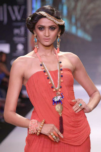 Apala by Sumit at IIJW 2014 | Indian Tribal Jewellery