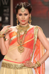 Shobha Shringar at the IIJW 2014 | Indian Jewellery