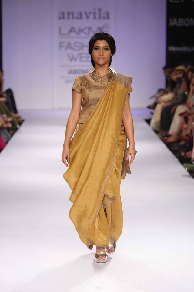 Konkana Sen Sharma at Lakme Fashion Week