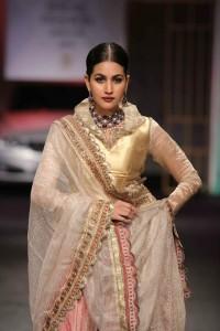 Meera Muzzafar Ali at India Bridal Fashion Week
