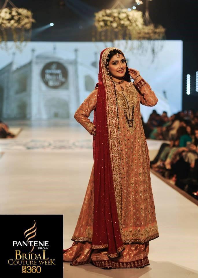 Sana Abbas - Bridal Lehenga
