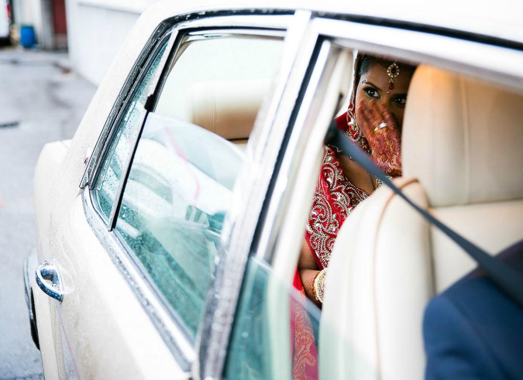 Time to say goodbye - Indian Wedding