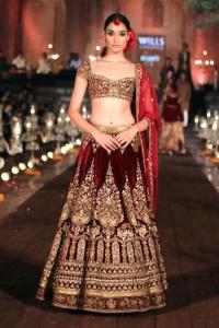 Wills Lifestyle Fashion Week - Rohit Bal