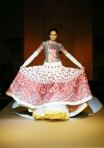 Wills Lifestyle Fashion Week - Sahil Kochhar