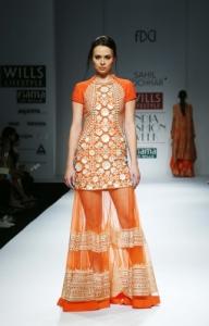 Wills Lifestyle Fashion Week - Sahil Kocchar