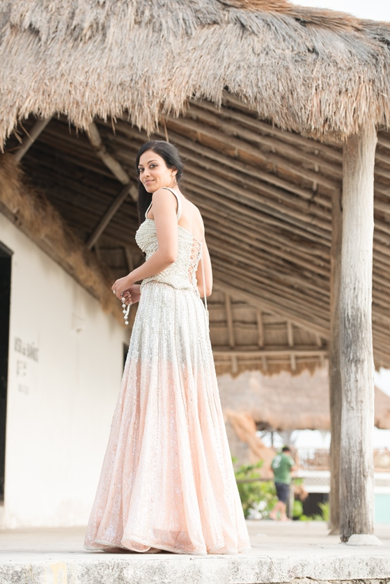 Stunning Indian lehenga by Raakesh Agarvwal
