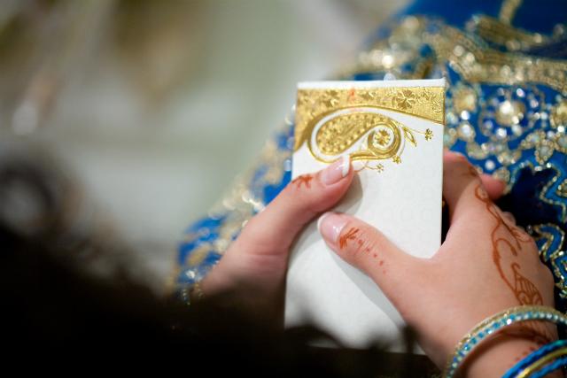 Wedding Invitation photo by Monir Ali