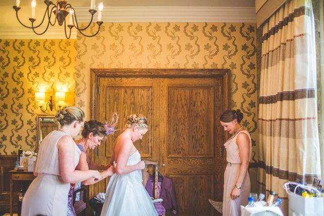 Jacob and Pauline Photography - Bride and Bridesmaids