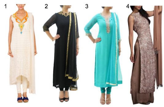 Traditional Salwar Collection | Contemporary v/s Traditional Indian Wedding Attire