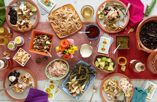 Spread of Indian Food | Mouth-Watering Indian Wedding Food