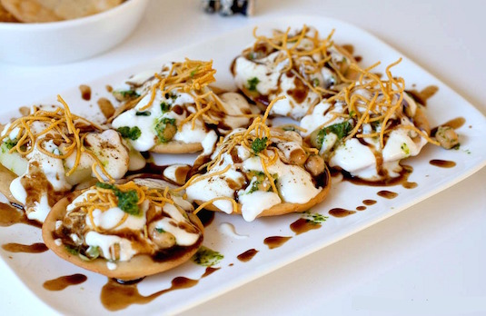 Chaat Counters | Mouth-Watering Indian Wedding Food