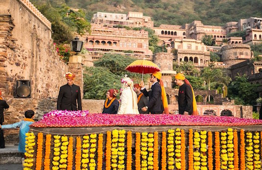 Neemrana | Beautiful Locations for a Big Fat Asian Wedding (Part 2)