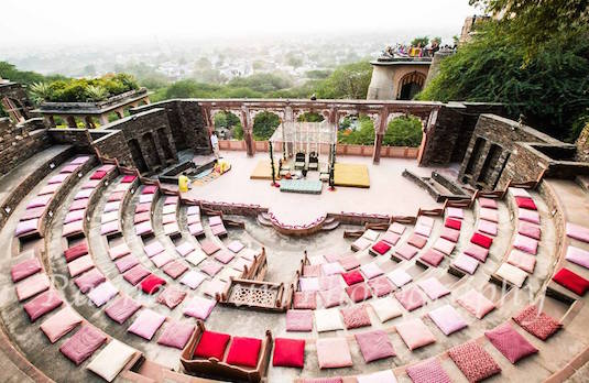 Neemrana Fort, Jaipur | Beautiful Locations for a Big Fat Asian Wedding (Part 2)