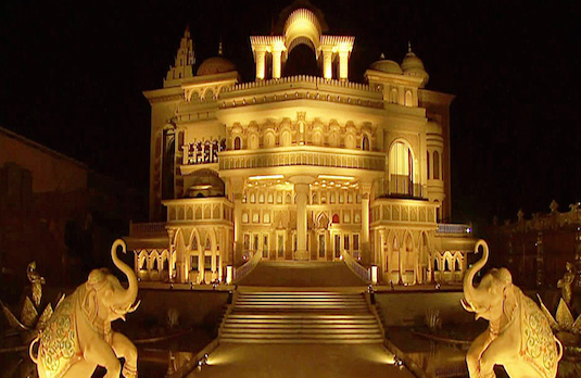 Kingdom Of Dreams, Gurgaon | Beautiful Locations for a Big Fat Asian Wedding (Part 2)
