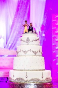 Bride and Groom Toppers | Treat Yourself To Deliciousness With Palak's Cakes