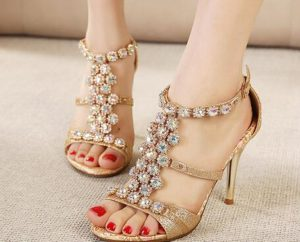 Ankle Straps | 10 Stylish Must-Have Indian Wedding Shoes
