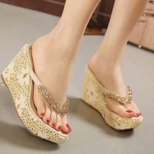 Platform Heels | 10 Stylish Must-Have Indian Wedding Shoes