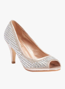 Peep-toes |10 Stylish Must-Have Indian Wedding Shoes