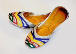 Punjabi Juti | 10 Stylish Must-Have Indian Wedding Shoes
