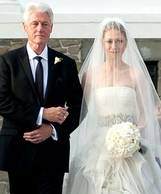 Chelsea Clinton and Marc Mezvinsky | The Most Extravagant Weddings Of All Time