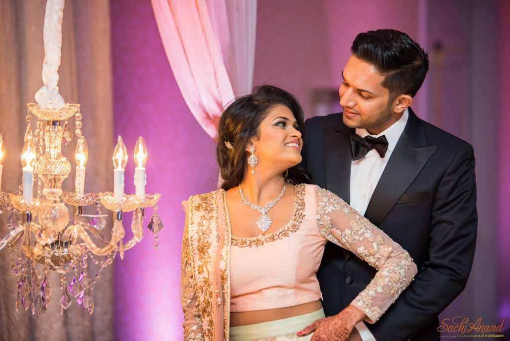 Modern Indian Wedding Photography by Sachi Anand
