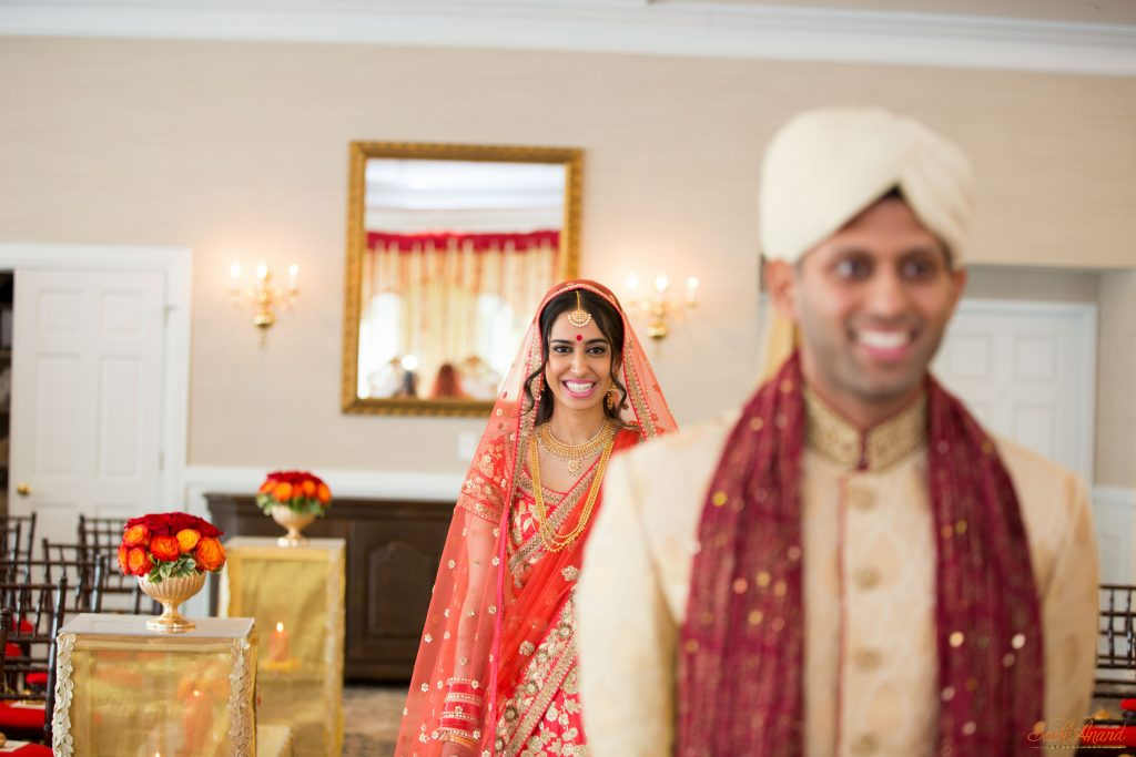 Preeti and Niraj's Indian Wedding Ceremony by Sachi Anand Photography