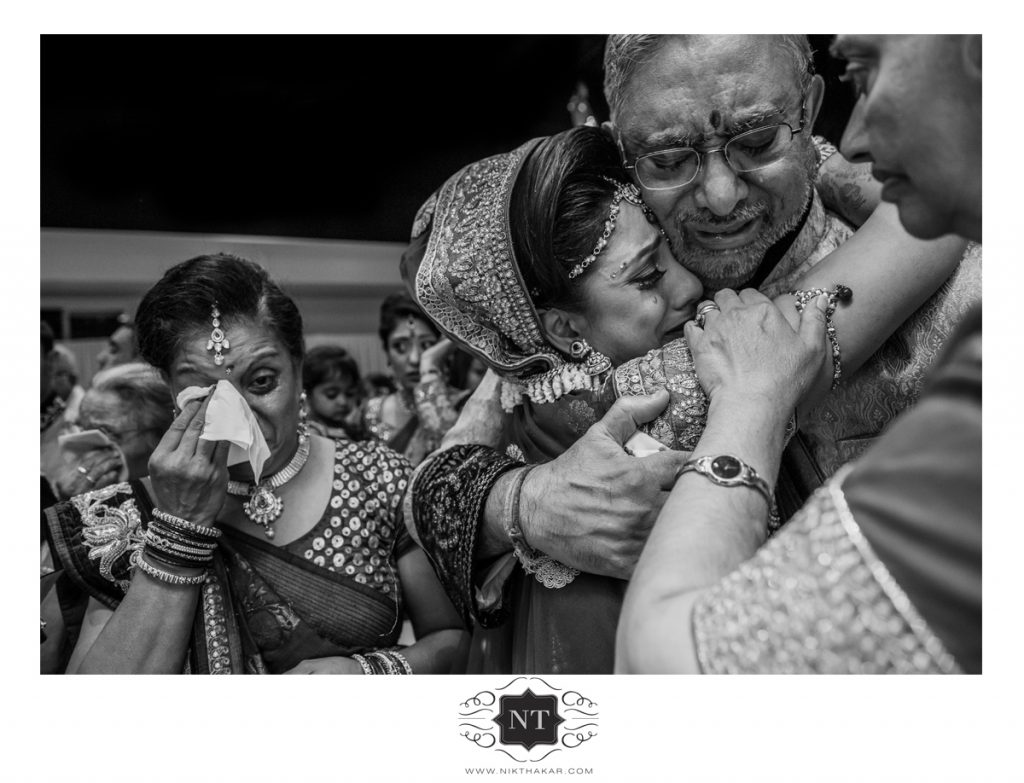 Nik Thakar's Photo-Journalistic Asian Wedding Photography