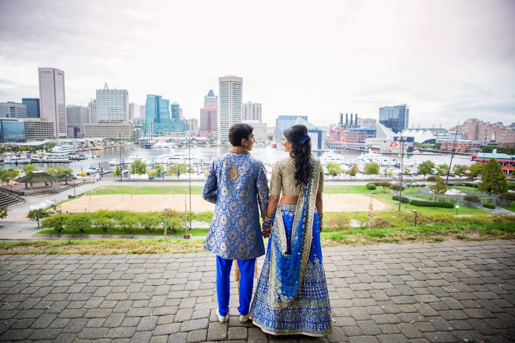Indian Wedding of Sonia and Nevil