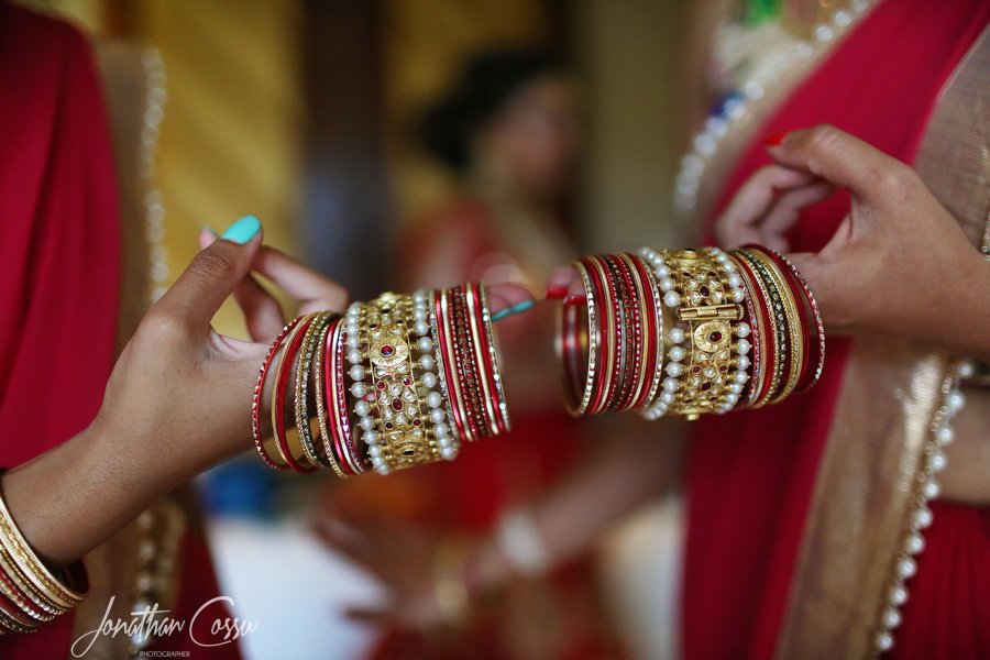 Beautiful Bangles for the Indian Bride