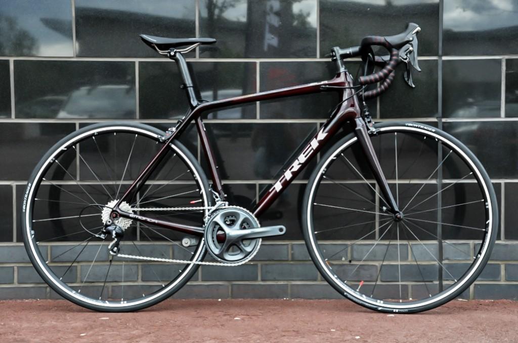 Gallery Trek Emonda Slr 6 H1 H2 Fit Quot Red Smoke Quot Road Bike