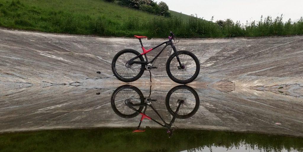 gates carbon drive mountain bike south downs way challenge bike low maintenance