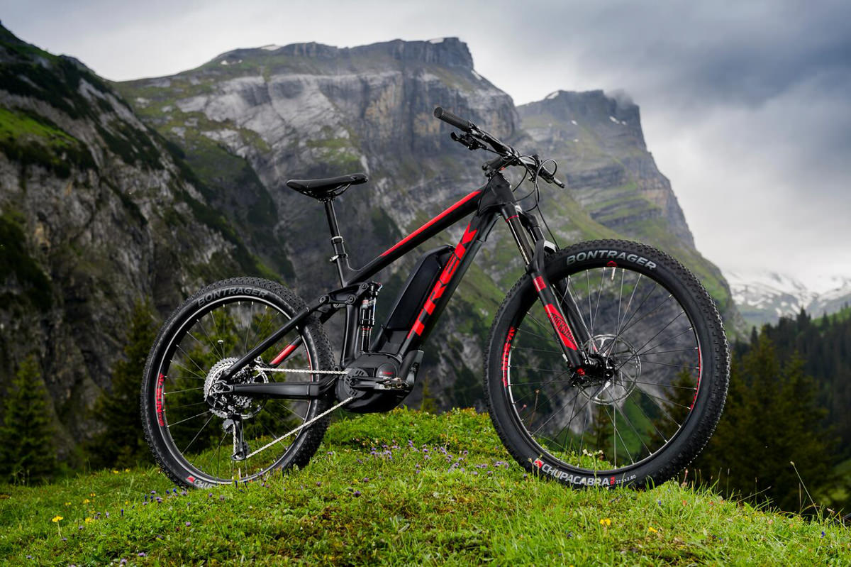 News Trek Unveil Powerfly Electronic Mountain Bikes