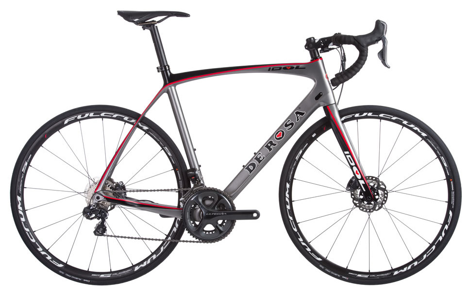 Colnago C60 disc road race endurance bike carbon comparison vs 2016 2017 winter new de Rosa