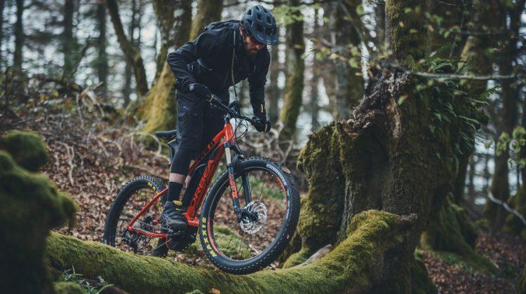 e-bikes e-mountain bike, Trek Orbea Scott Volt Halfords Specialized Giant electric mountain downhill all-mountain enduro fat