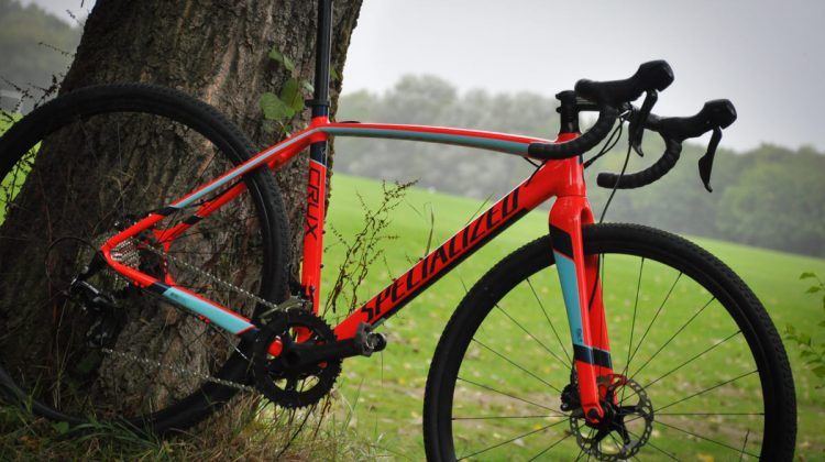 The new and improved; The Crux E5 Sport Disc Elite review