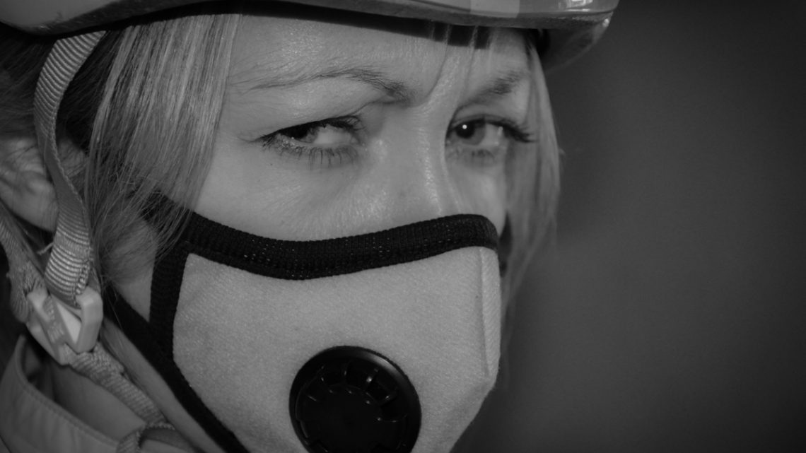 Cambridge mask co cycling pollution mask review