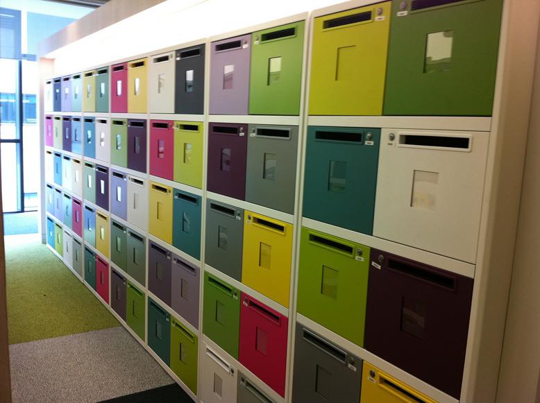 27 Brilliant Office Storage Lockers | yvotube.com