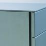 Oversailing decorative top