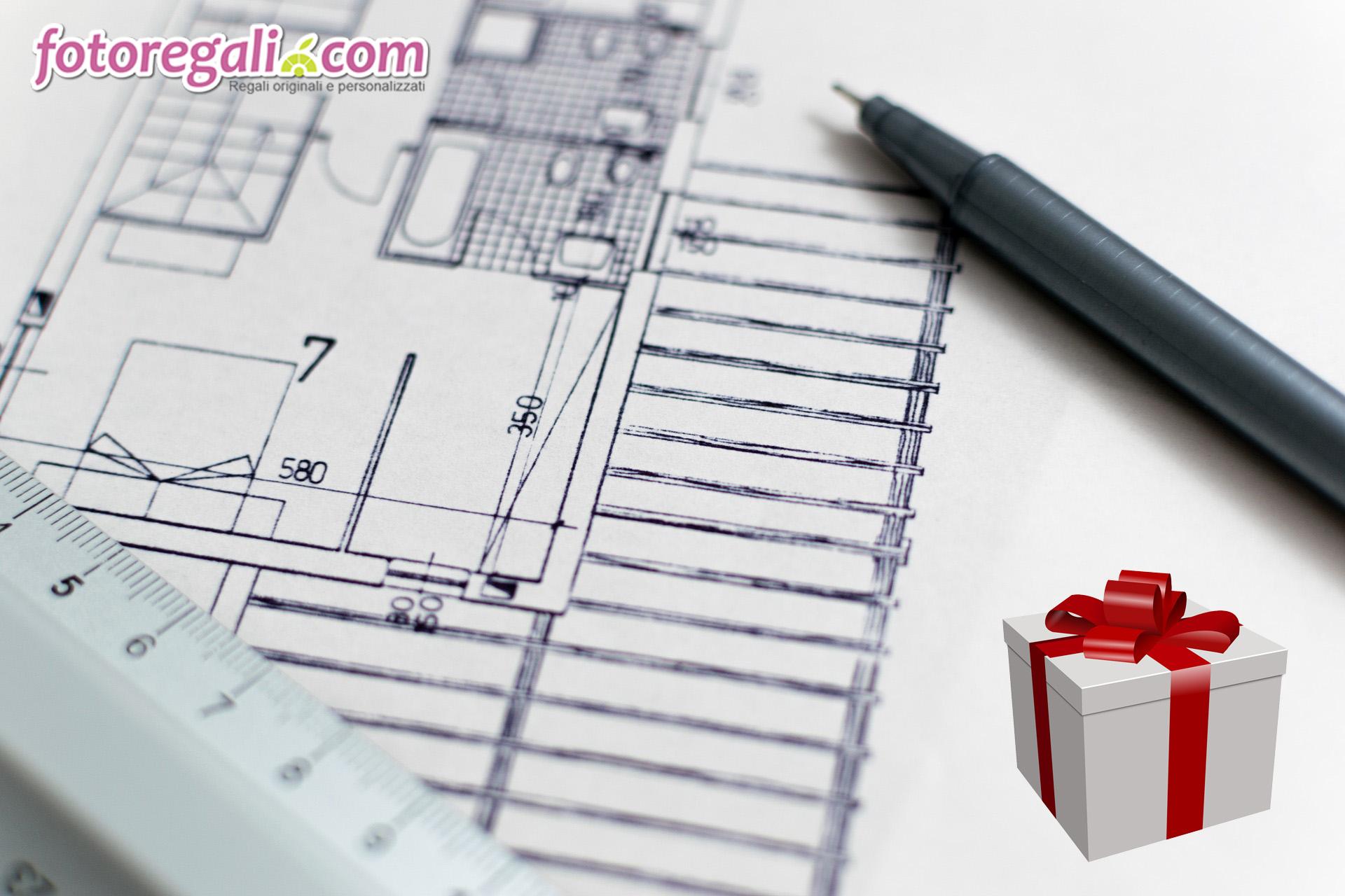 regalo per architetto