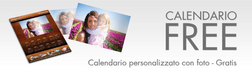 Stampe su calendario free